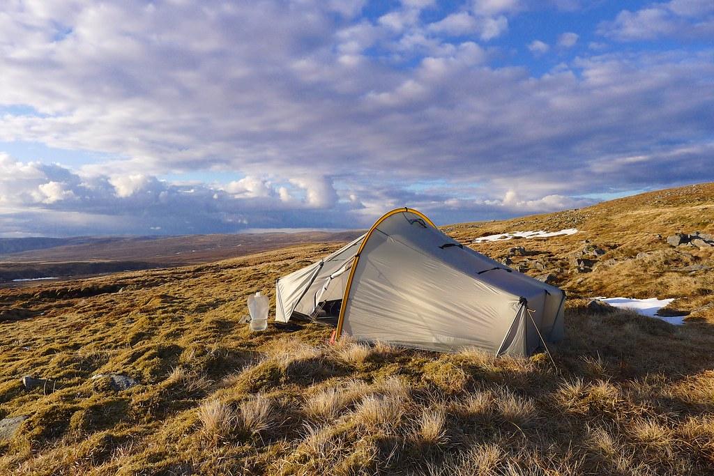 Monadhliath Wild Camping