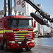 Scania G 480 8X2*6 rescue vehicle