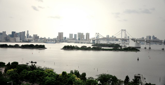 Odaiba, Tokyo, Japan - May 2013 from Flickr via Wylio