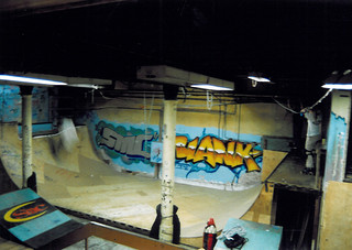 SMC skateshop mini, Melbourne, 1997