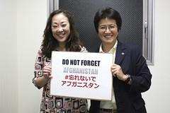 【JPF】 木山さんと橋本さん