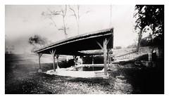 Lavoir  - Wash-house - Photo of Masseilles