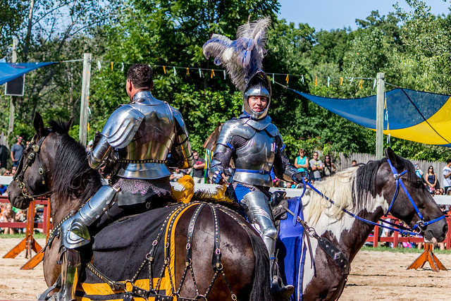 The Jousters
