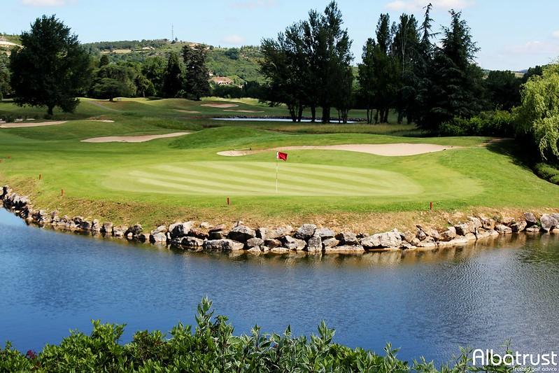 photo du golf Golf d'Albi Lasbordes - Parcours