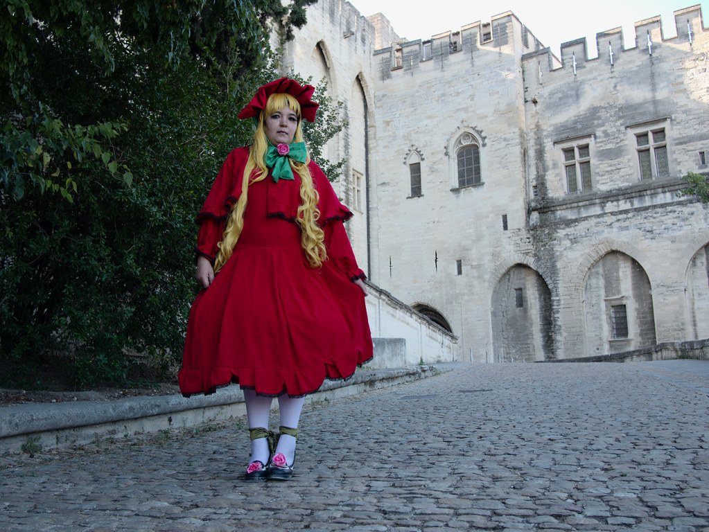 related image - Shooting Shinku - Rozen Maiden - Jardin des Doms - Avignon -2016-08-15- P1520302
