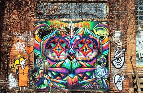 Граффити Берлин0744