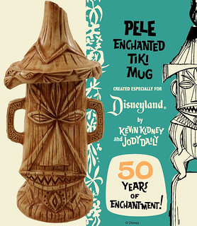 PELE ENCHANTED TIKI MUG