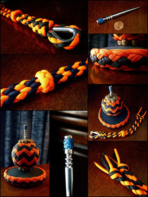 Knot work from Chuck A...