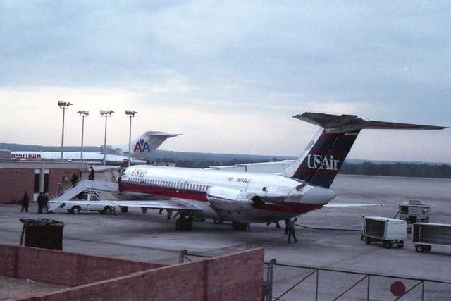 Columbia Metropolitan Airport (1989)