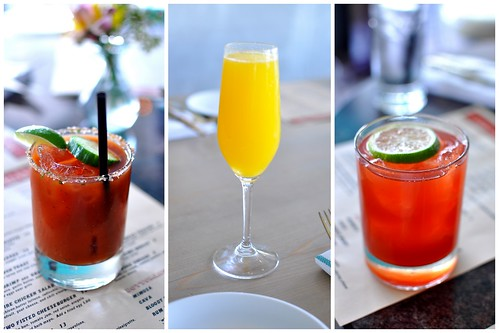 Weekend Brunch at Sunny Spot - Venice