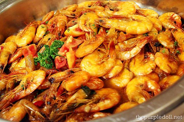 Buttered Shrimp