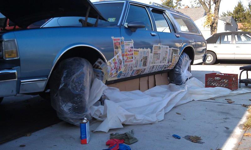 My '89 Caprice Wagon Project 8623576120_93446572e4_c