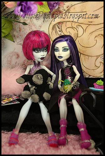 Ghostly Whispers by DollsinDystopia