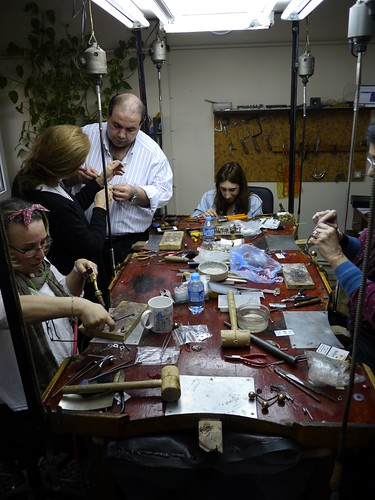 Iron Jewellery Workshop - 6