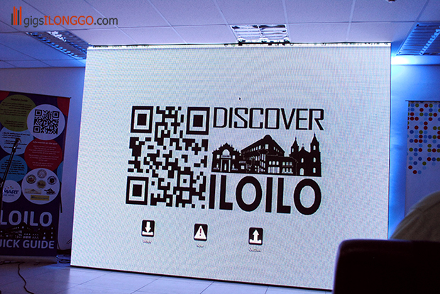QR Codes Digital Tourism in Iloilo