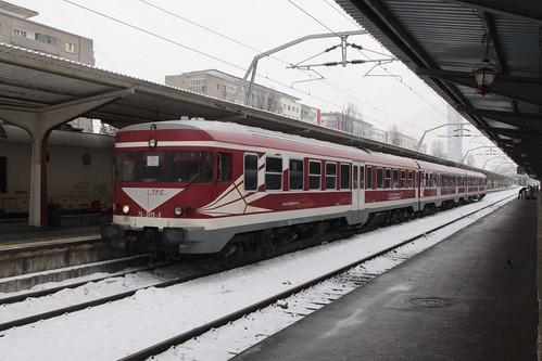 Transferoviar Calatori Class 76 diesel multiple unit 76-2419-0