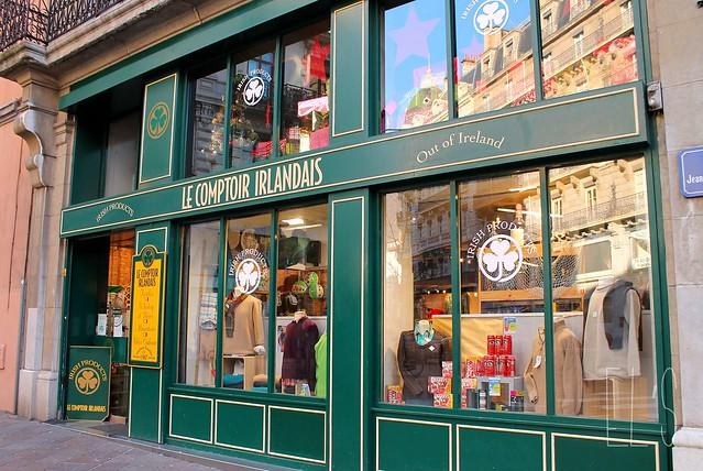 comptoir irlandais