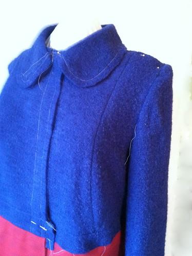 H coat muslin