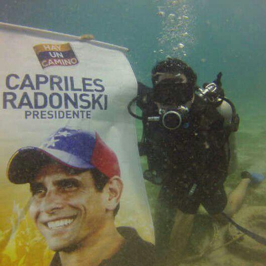 Capriles bajo el Agua4