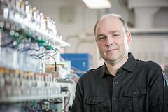 Lionel Roué, professeur au Centre Énergie Matériaux Télécommunications de l'INRS