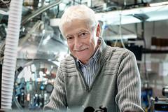 Jean-Claude Kieffer, professeur au Centre Énergie Matériaux Télécommunications de l'INRS