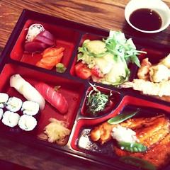 Sushi at HiroSakao