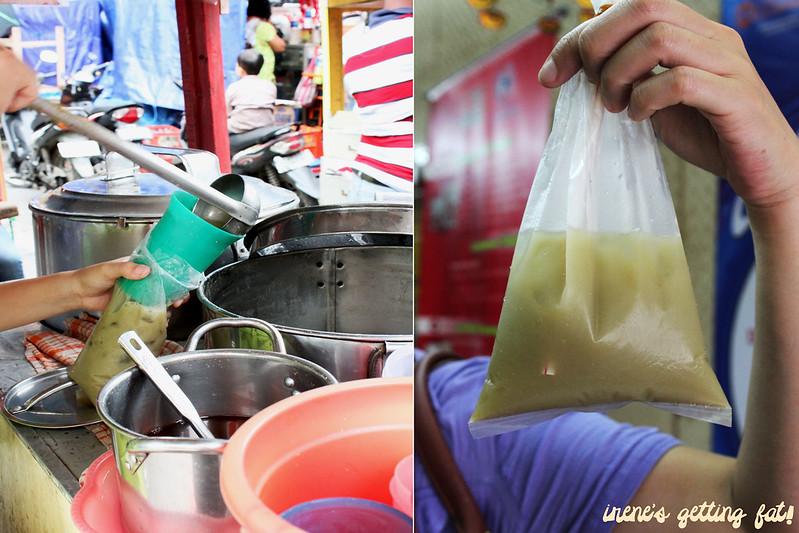 pancoran-soyabeanmilk-cart