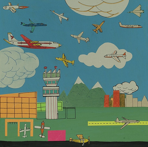 Nate Otto, Crowded Skies, 2011