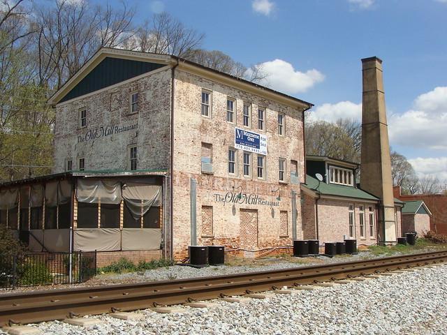 The Old Mill Restaurant Acworth Ga