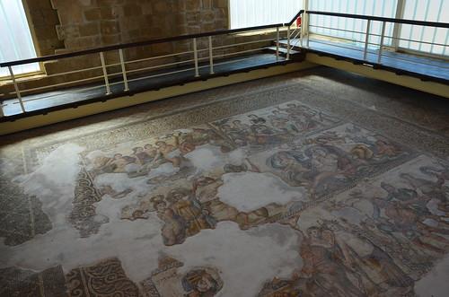 Mosaiken mit bildlichen Darstellungen
