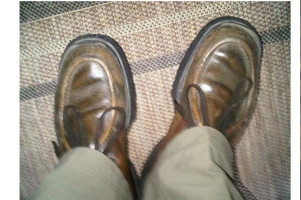zapatos de capriles