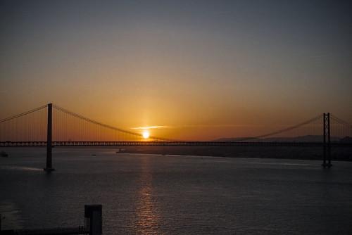 Ver os amigos - Lisboa / Almada