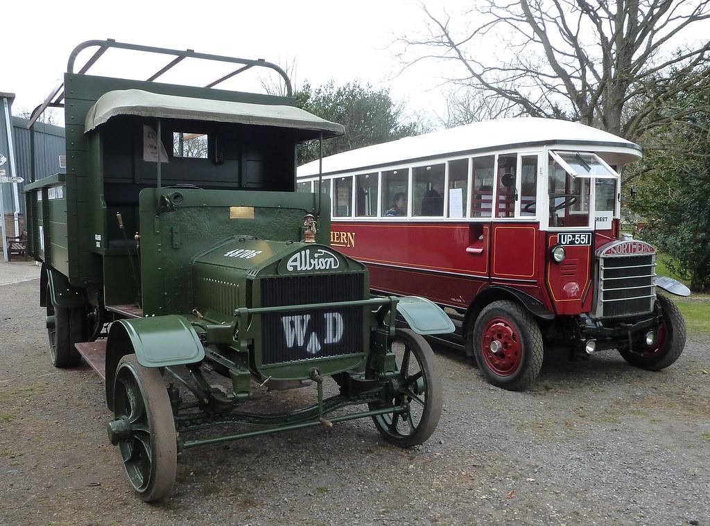 Vintage Transporters