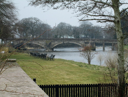 Bridge over River Derwent