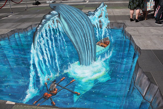 3d-Streetpainting-Life of Pi