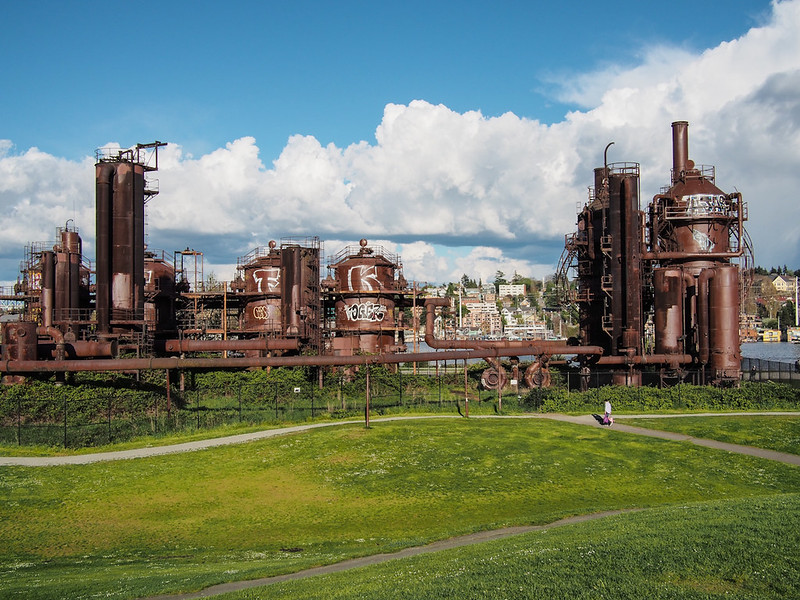 Gas Works Park