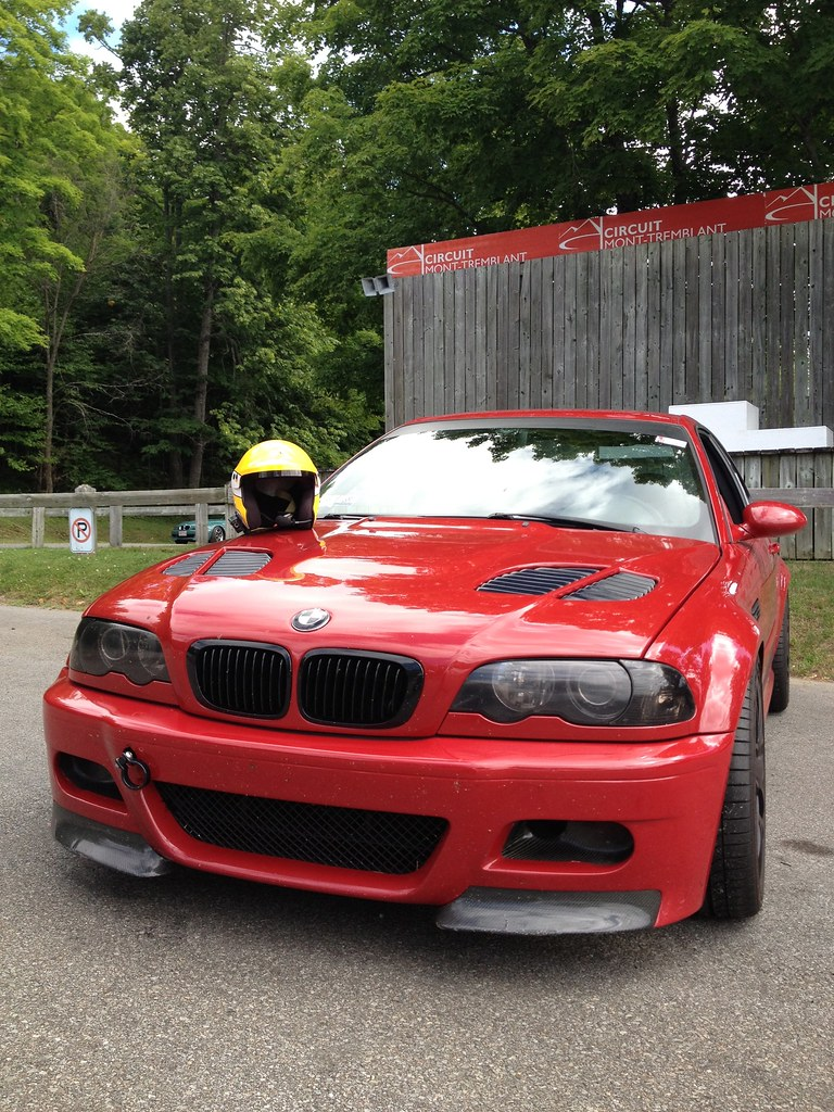 And Now For Something Completely Different E46 M3 Rally Car