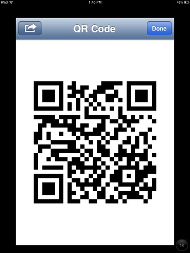 QR Code for List.ly