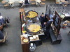 BIG PAELLA IS COOKED