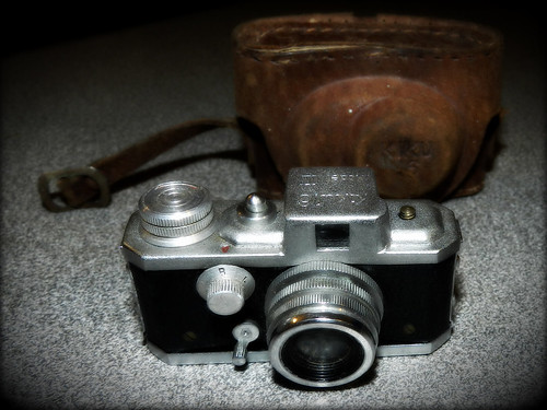 Camera snaps!