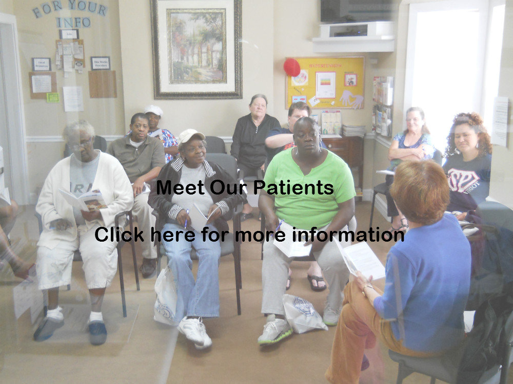 meet our patients
