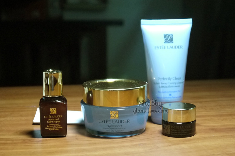 Estee Lauder Youth Infusing Essentials 007v2