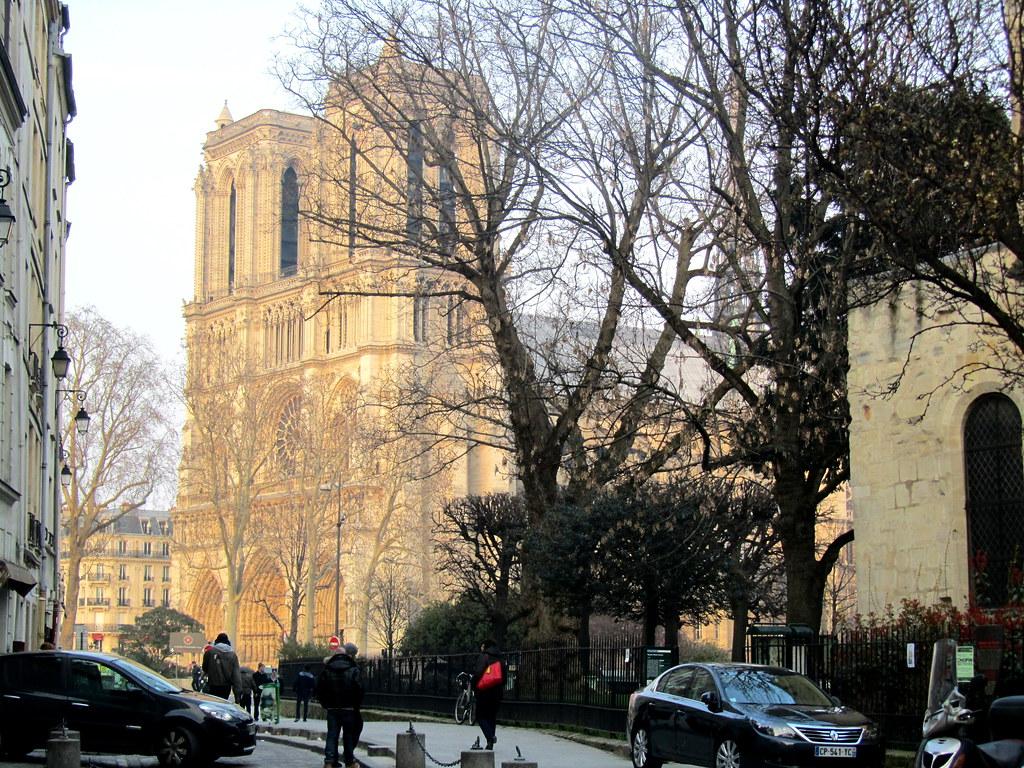 Notre Dame desde la Rive Gauche