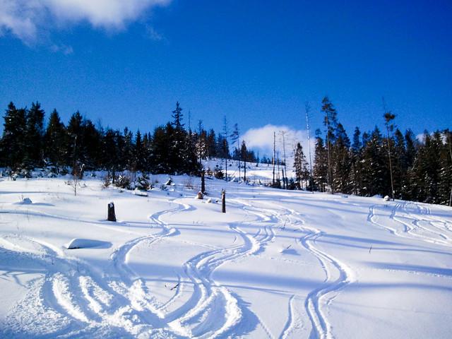 Amazing Powder | Bachledova Ski, Slovakia