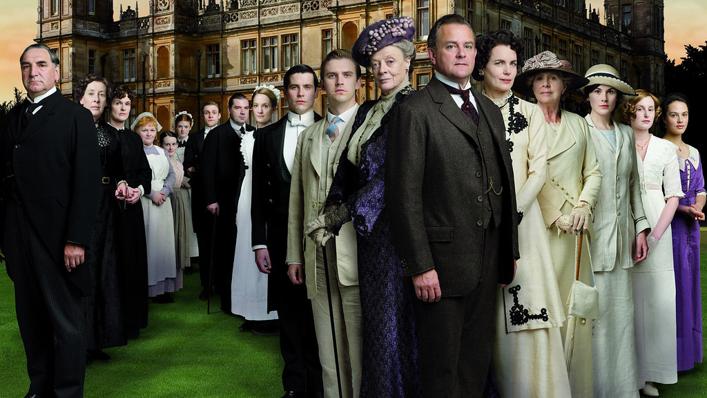 Image result for downton abbey
