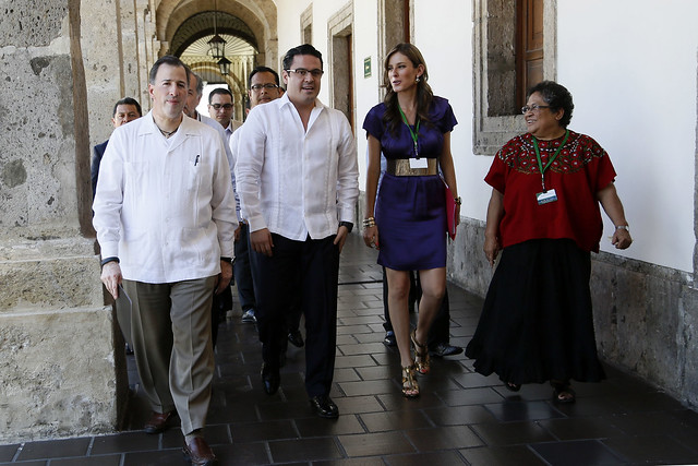 Inaugura Gobernador De Jalisco Foro De Consulta De La Onu