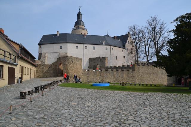Burg Falkenstein im Harz