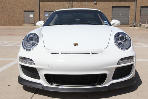 Speed Shield Porsche GT3, Full Front End