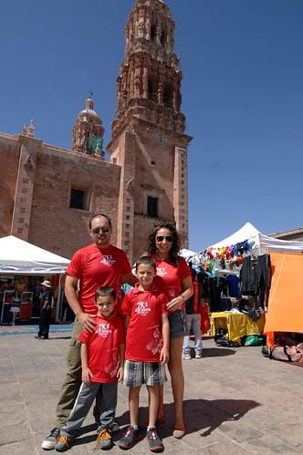 Medio Maratón Zacatecas 2013