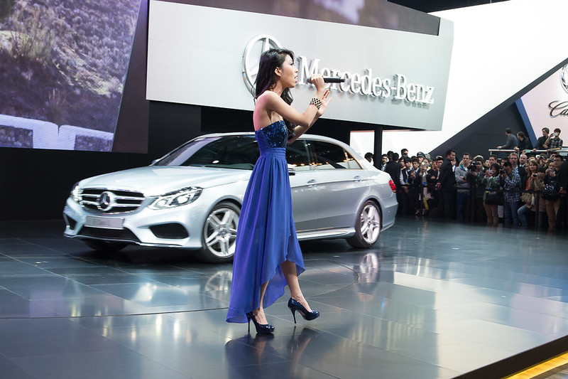 Auto Shanghai 2013: Mercedes-Benz press conference